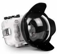 Sony A6xxx series Salted Line with Dry dome port (White)