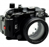 Underwater box for Canon G7x