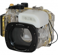 Underwater box for Canon G16