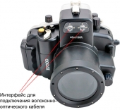 Case for Nikon D7000 (18-55mm) for underwater shooting