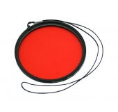 Camdive 67mm red light filter for underwater photography