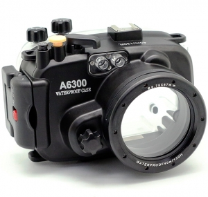 waterproof housing for underwater shooting Sony Alpha A6300 (16-50mm)