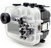 Sony A6xxx series underwater camera for shooting under water