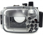 Case for Canon G7X II for underwater shooting
