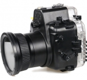 Case for Nikon D500 for underwater shooting