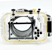 Case for Panasonic GF2 (14-42mm) for underwater shooting