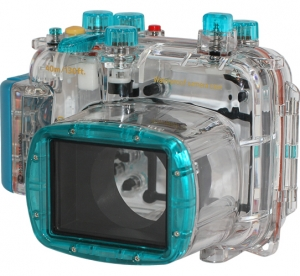 Underwater box on the Nikon P7100