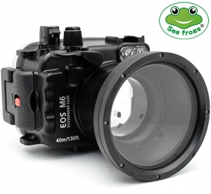 Underwater case for Canon EOS M6 (18-55mm)