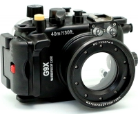Underwater box for Canon G9X