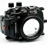 underwater-waterproof-camera-housing-case-for Nikon 1 J5 (10mm)