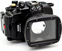Underwater camera on Sony DSC HX90