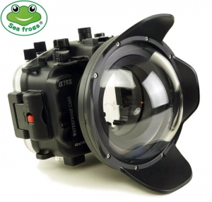 Underwater Case for Sony A7 III / A7R III Dry dome port