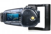 Underwater case for FDR-AXP55 video camera
