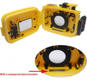 Waterproof case for Olympus camera