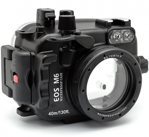 Waterproof Camera Case for Canon EOS M6 (22mm) purchase