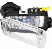 Waterproof Case with Bluetoooth for iphone X/6/7/8