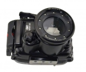 Hard case for shooting under water on Panasonic G-M1