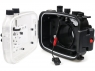 Hard case for shooting under water on Fujifilm X-Pro 2