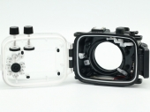 Hard Case for shooting underwater on Nikon 1 J5 (10mm)