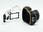 Hard Case for shooting underwater on Sony NEX-5 (18-55mm)