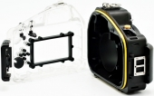 Hard Case for shooting underwater on Sony NEX 5 (16 mm)